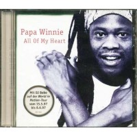 Papa Winnie - All Of My Heart Cd