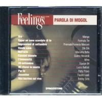 Parola Di Mogol - Battisti/Pfm/Patty Pravo/Mango/Formula Tre Cd