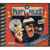 Party Police Vol. 1 - Queen/Simple Minds/Iggy Pop/Propaganda 2x Cd