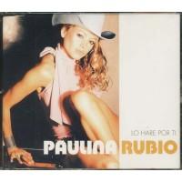 Paulina Rubio - Lo Hare Por Ti Cd