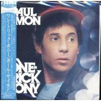 Paul Simon - One-Trick Pony Japan Obi Vinyl Replica Cd