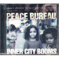 Peace Bureau - Inner City Booms Cd