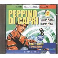 Peppino Di Capri - Voce E' Notte L' Oro Di Napoli 2 Cd