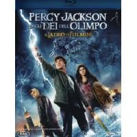 Percy Jackson E Gli Dei Dell'Olimpo  Il Ladro Di Fulmini Blu Ray + Dvd Slim Case