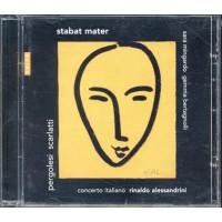 Pergolesi/Scarlatti - Stabat Mater (Alessandrini) Cd