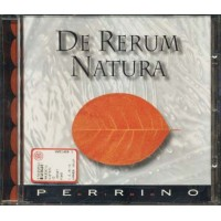 Ciro Perrino - De Rerum Natura Cd