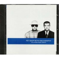 Pet Shop Boys - Discography Cd