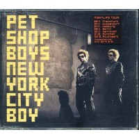 Pet Shop Boys - New York City Boy Cd