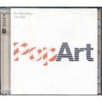 Pet Shop Boys - Pop Art/The Best 2x Cd