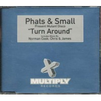 Phats & Small - Turn Around (Fatboy Slim Remix) Cd