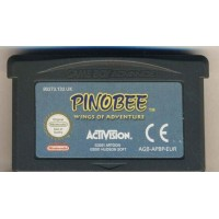 Pinobee Wings Of Adventure In Game Boy Advance