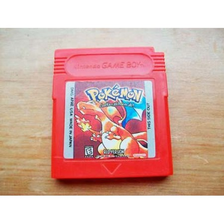 Pokemon Red Uk Edition Near Mint Conditions/Eccellente Game Boy Advance