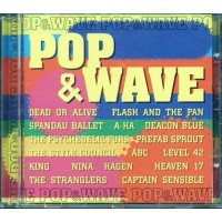 Pop & Wave - Nina Hagen/Stranglers/Level 42/A-Ha/Spandau Ballet Cd