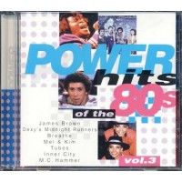 Power Hits Of The 80S - Bobby Mcferrin/Paul Hardcastle/Mc Hammer Cd