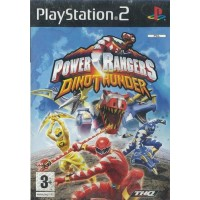 Power Rangers Dino Thunder Edizione Italia Ps2