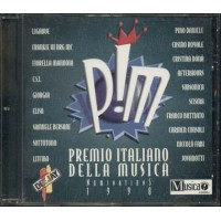 Premio Italiano Della Musica - Ligabue/Battiato/Afterhours/Scisma Cd