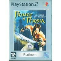 Prince Of Persia Le Sabbie Del Tempo Ps2