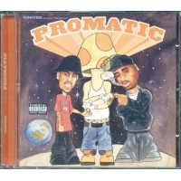 Promatic - S/T (Contra Music) Cd
