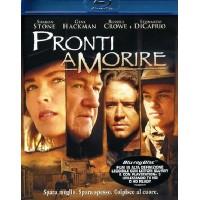 Pronti A Morire - Russell Crowe/Leonardo Di Caprio Blu Ray