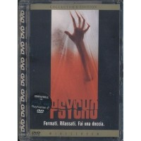 Psycho Remake - Gus Van Sant/Viggo Mortensen Dvd Super Jewel Box