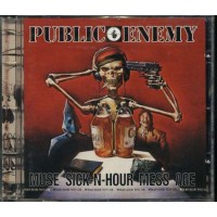 Public Enemy - Muse Sick-N-Hour Mess Age Cd