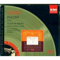 Giacomo Puccini - La Tosca Emi Classics Lyrics + Box 2x Cd
