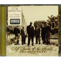 Puff Daddy & The Family - No Way Out Cd