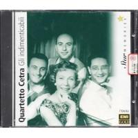 Quartetto Cetra - Indimenticabili Cd