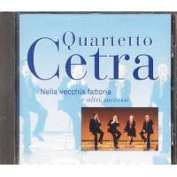 Quartetto Cetra - Nella Vecchia Fattoria E Altri Successi Cd