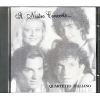 Quartetto Italiano - Il Nostro Concerto (Umberto Bindi) Drums No Barcode Cd
