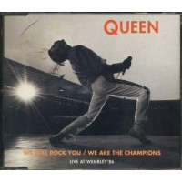 Queen - We Will Rock You/We Are The Champions Cd