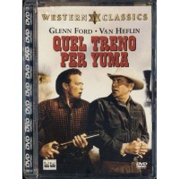 Quel Treno Per Yuma - Glenn Ford Super Jewel Box Dvd