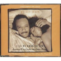 Quincy Jones - I'Ll Be Good To You Cd