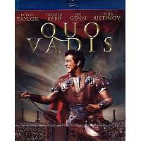 Quo Vadis? Peter Ustinov/Robert Taylor Blu Ray