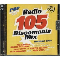 Discomania Mix Inverno 2004 - The Rasmus/Lene Marlin/Daft Punk/Placebo/Coldplay