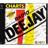 Deejay Charts - Oasis/Coolio/Leftfield/Moloko/Blur/Manic Street Preachers Cd