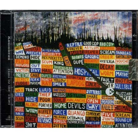 Radiohead - Hail To The Thief Cd
