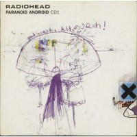 Radiohead - Paranoid Android Cd1 Cardsleeve Cd