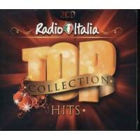 Radio Italia Top Collection - Pausini/Vasco/Ligabue/Carra'/Nannini/Emma 2x Cd