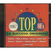 Radio Subasio Top 80'S - Falco/Spagna/Europe/Wham/Tracy Spencer Cd