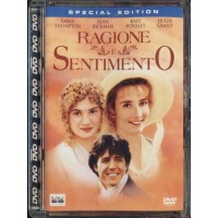 Ragione E Sentimento - Emma Thompson/Hugh Grant Super Jewel Box Dvd