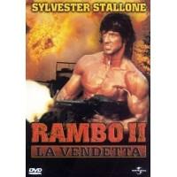 Rambo Ii La Vendetta - Sylvester Stallone Dvd