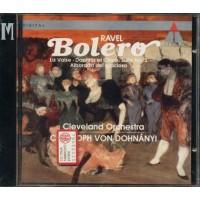 Maurice Ravel - Bolero /La Valse/Alborada (Cleveland Orchestra) Cd
