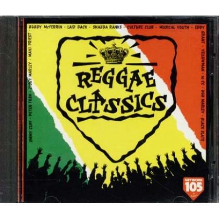 Reggae Classics - Jimmy Cliff/Peter Tosh/Marley/Eddy Grant/Culture Club Cd