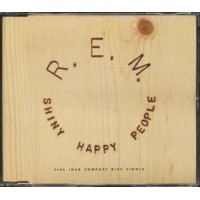 Rem/R.E.M. - Shiny Happy People Cd