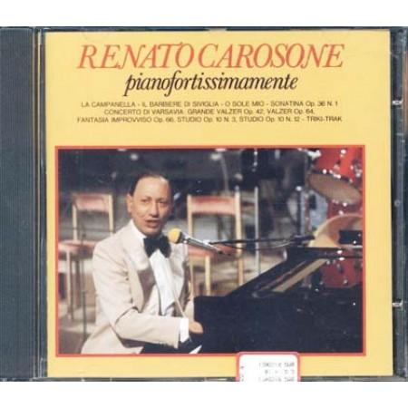 Renato Carosone - Pianofortissimimamente Cd