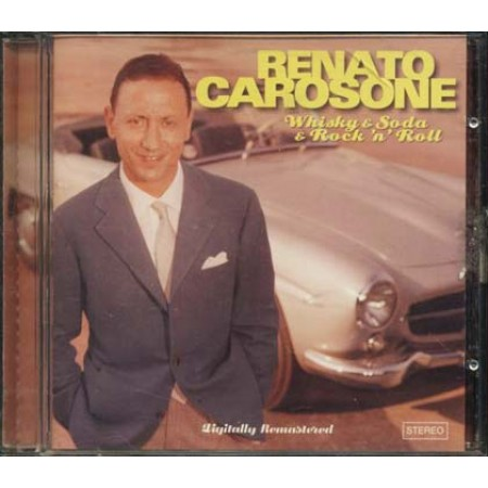 Renato Carosone - Whisky & Soda & Rock'N'Roll Cd