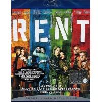 Rent - Rosario Dawson/Chris Columbus Blu Ray