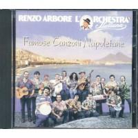 Renzo Arbore E L' Orchestra Italiana - Famose Canzoni Napoletane Cd
