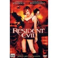 Resident Evil - Milla Jovovich/Michelle Rodriguez Super Jewel Box Dvd